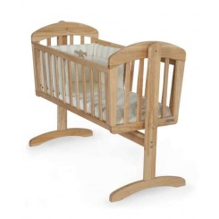 Kołyska Breeze Crib (Natural), MAMAS&PAPAS