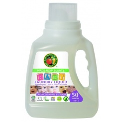 Delikatny Płyn do Prania Dziecięcych Ubranek, 50 Prań!, 1,5L, EARTH FRIENDLY PRODUCTS