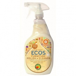 Mleczko do Czyszczenia Mebli, 500ml, EARTH FRIENDLY PRODUCTS